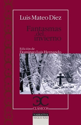 Fantasmas del invierno (Luis Mateo Díez)-Trabalibros