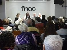 06.Juanjo Braulio, Julio C. Cano y Mercedes Rosende-Trabalibros