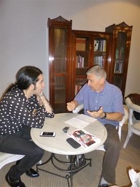 00.Bruno Montano entrevista a Mario Vaquerizo-Trabalibros