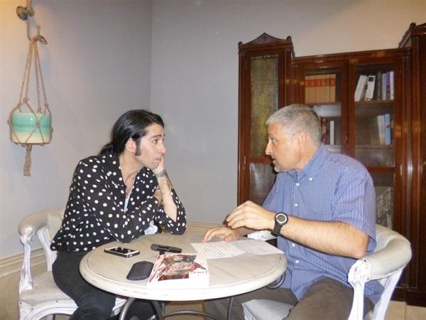 01.Bruno Montano entrevista a Mario Vaquerizo-Trabalibros