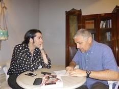 08.Bruno Montano entrevista a Mario Vaquerizo-Trabalibros