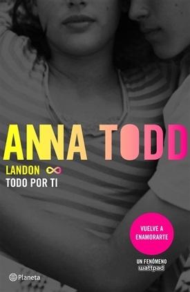 Serie Landon (Anna Todd)-Trabalibros