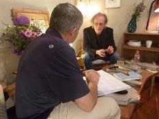 08.Bruno Montano de Trabalibros entrevista a Aute