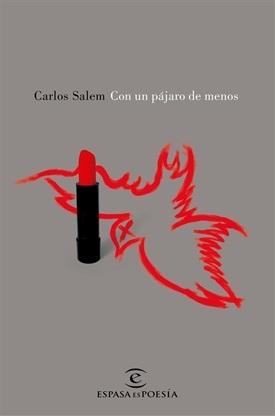 Con un pájaro de menos (Carlos Salem)-Trabalibros