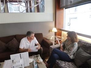 01.Bruno Montano entrevista a Paloma Sánchez Garnica-Trabalibros