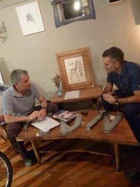 00.Bruno Montano entrevista a Carlos Montero-Trabalibros