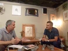 01.Bruno Montano entrevista a Carlos Montero-Trabalibros