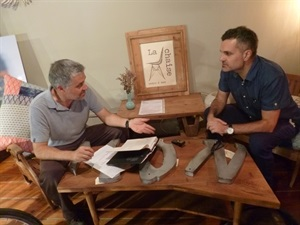 08.Bruno Montano entrevista a Carlos Montero-Trabalibros