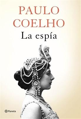 La espía (Paulo Coelho)-Trabalibros
