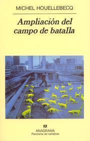 Ampliación del campo de batalla (Houellebecq)-Trabalibros