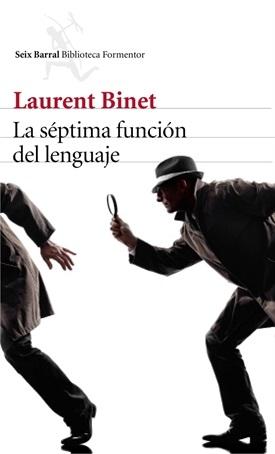 La séptima función del lenguaje (Laurent Binet)-Trabalibros