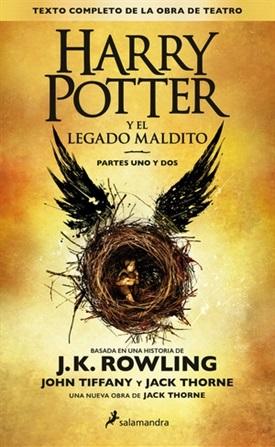 Harry Potter y el legado maldito-Trabalibros