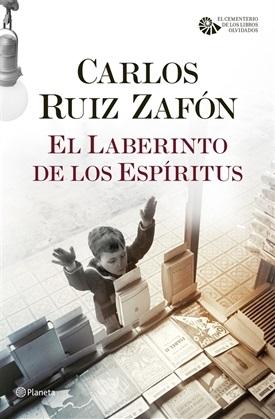 El laberinto de los espíritus (Carlos Ruiz Zafón)-Trabalibros
