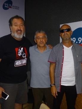 00.Trabalibros en Valencia Radio