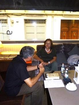 00.Bruno Montano entrevista a Inma Chacón