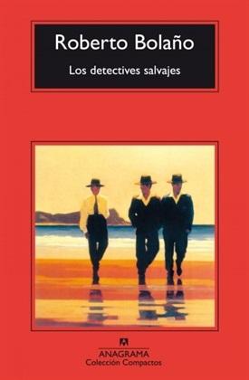 Los detectives salvajes (Roberto Bolaño)-Trabalibros