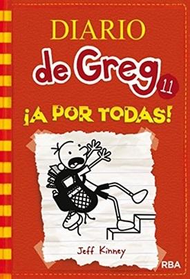 Diario de Greg 11 A por todas (Jeff Kinney)-Trabalibros