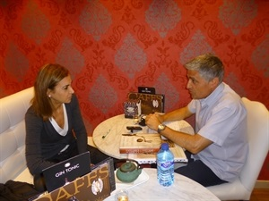01.Bruno Montano entrevista a Carmen Posadas-Trabalibros