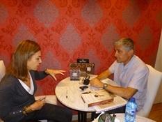 07.Bruno Montano entrevista a Carmen Posadas-Trabalibros