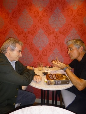 00.Bruno Montano entrevista a Ildefonso Falcones-Trabalibros