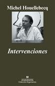 Intervenciones (Houellebecq)-Trabalibros