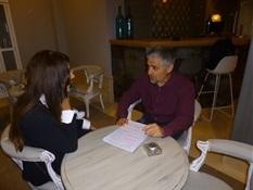05.Bruno Montano entrevista a Dolores Redondo-Trabalibros