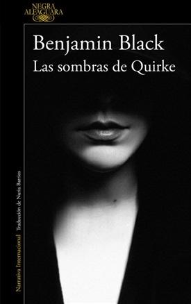 Las sombras de Quirke (Benjamin Black)-Trabalibros