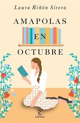 Amapolas en octubre (Laura Riñón)-Trabalibros