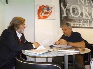 01. Bruno Montano entrevista a Ramón Pernas-Trabalibros
