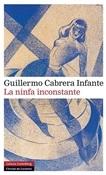 La ninfa inconstante (Guillermo Cabrera Infante)-Trabalibros