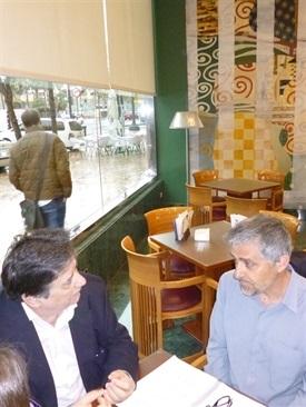00.Bruno Montano de Trabalibros entrevista a Luis Landero