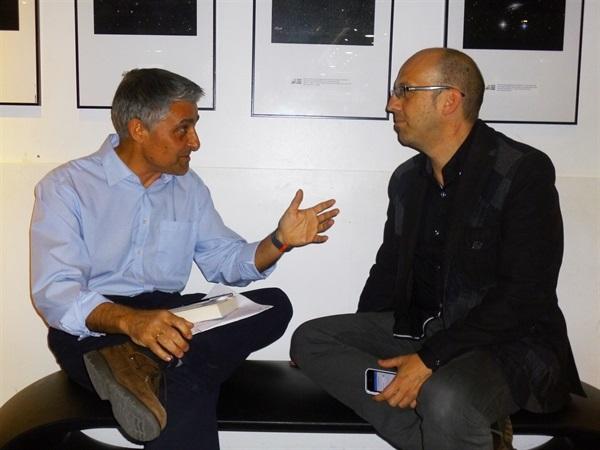 07.Bruno Montano entrevista a Santiago Álvarez-Trabalibros
