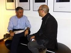 10.Bruno Montano entrevista a Santiago Álvarez-Trabalibros