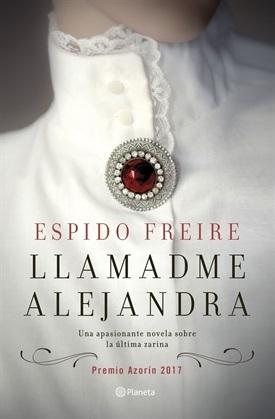 Llamadme Alejandra (Espido Freire)-Trabalibros