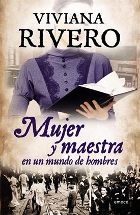 Mujer y maestra (Viviana Rivero)-Trabalibros