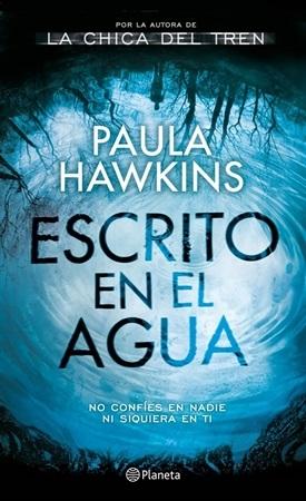 Escrito en el agua (Paula Hawkins)-Trabalibros