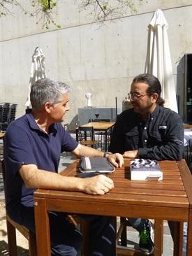 00. Bruno Montano de Trabalibros entrevista a Juanjo Braulio