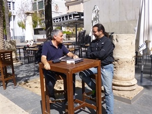 01. Bruno Montano de Trabalibros entrevista a Juanjo Braulio