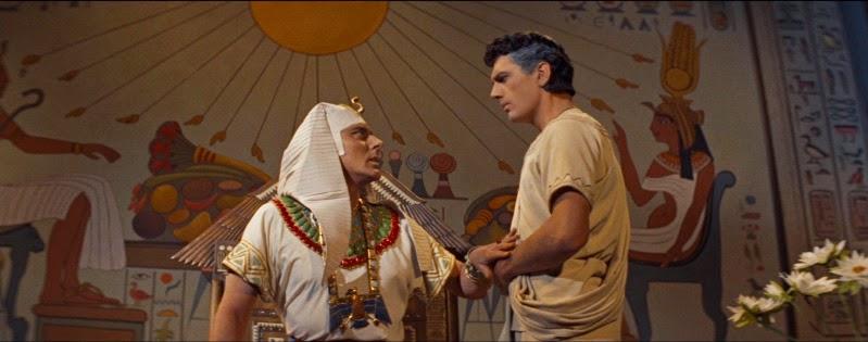 sinuhe el egipcio pelicula