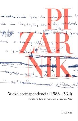 Nueva correspondencia (Alejandra Pizarnik)-Trabalibros