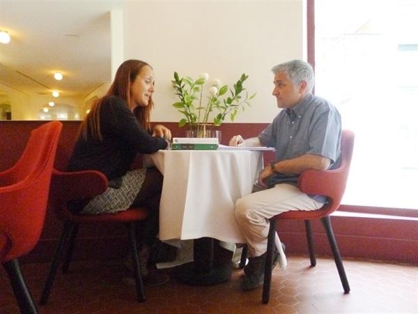01.Bruno Montano entrevista a Silvia Herreros-Trabalibros