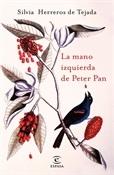 La mano izquierda de Peter Pan (Silvia Herreros)-Trabalibros