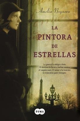 La pintora de estrellas (Amelia Noguera)-Trabalibros