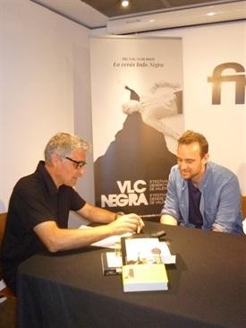 00.Bruno Montano entrevista a Joël Dicker