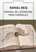 Manual de literatura para caníbales (Rafael Reig)-Trabalibros