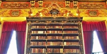 04. Biblioteca Joanina, Coímbra, Portugal-Trabalibros
