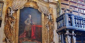 05. Biblioteca Joanina, Coímbra, Portugal-Trabalibros