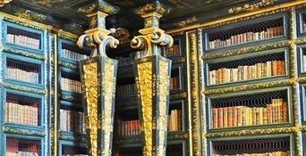 06. Biblioteca Joanina, Coímbra, Portugal-Trabalibros