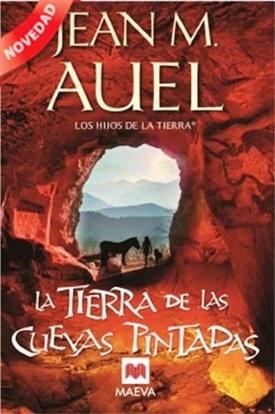 La tierra de las cuevas pintadas (Jean Marie Auel)-Trabalibros