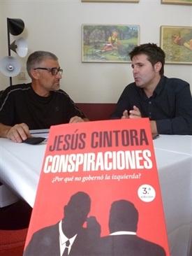 00. Bruno Montano entrevista a Jesús Cintora-Trabalibros